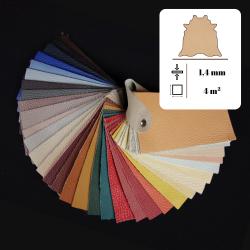Pigmentovaná koža 1,4mm