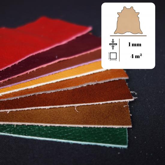 Rustikálna pigmentovaná koža