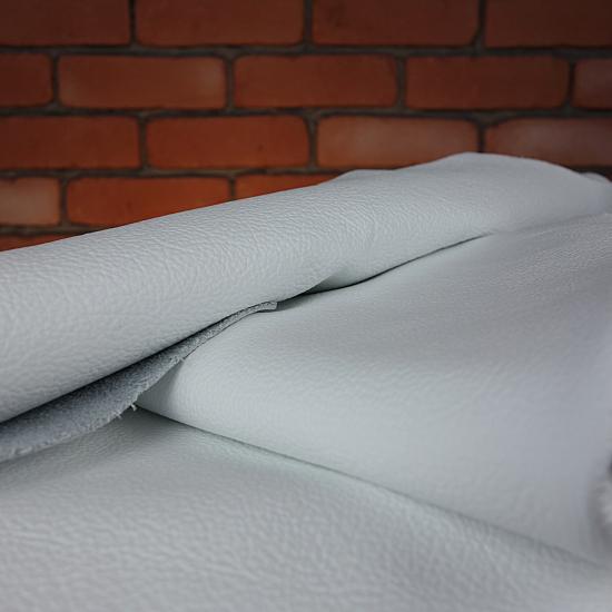 Pigmentovaná koža biela - menšie kusy