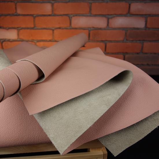 Pigmentovaná koža bledo ružová - menšie kusy