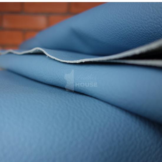 Pigmentovaná koža bledo modrá - menšie kusy