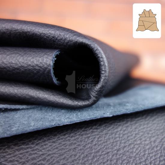 Pigmentovaná koža čierna - menšie kusy