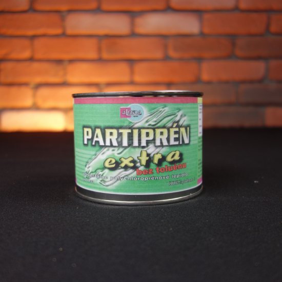 Kontaktné lepidlo Partiprén extra bez toluénu 400g